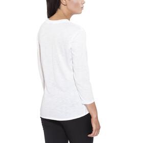 Patagonia Mainstay - Camiseta de manga larga Mujer - blanco